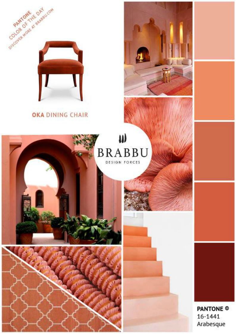 5 Interior Design Ideas With the Pantone Colors Of The Week  interior design ideas 5 Interior Design Ideas With the Pantone Colors Of The Week 5 Interior Design Ideas With the Pantone Colors Of The Week 4