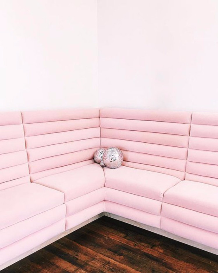 How Millennial Pink is Taking Over New York City millennial pink How Millennial Pink is Taking Over New York City pc3