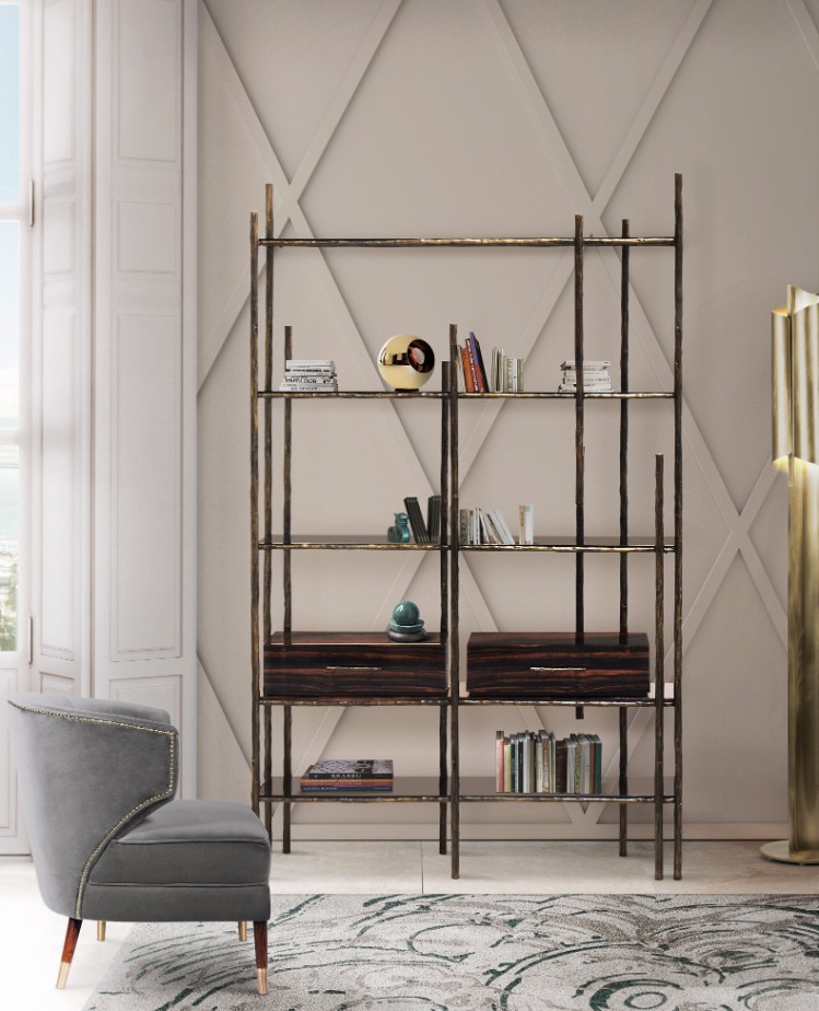Discover BRABBU's new High-End Design Furniture Releases Design Furniture Discover BRABBU's new High-End Design Furniture Releases 129 Mambu Bookcase Ibis Armchair