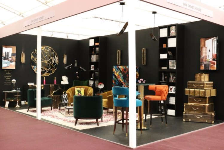 Be the first to discover Decorex day 1 best moments! decorex day 1 Be the first to discover Decorex day 1 best moments! Covet House