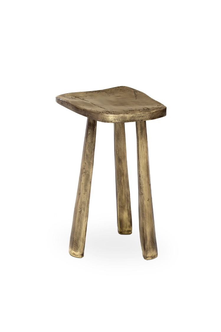Discover BRABBU's new High-End Design Furniture Releases design furniture Discover BRABBU's new High-End Design Furniture Releases dolmen stool 1HR