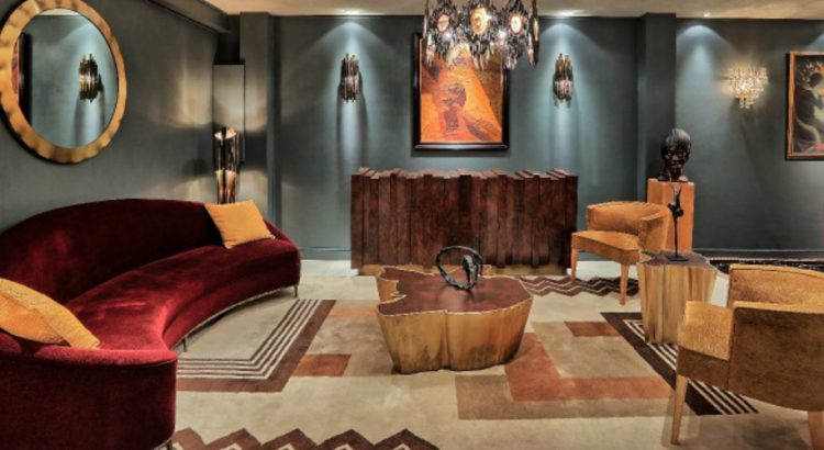 interior design showroom COVET PARIS, a new interior design showroom to fall in love with capa blog bb 750x410