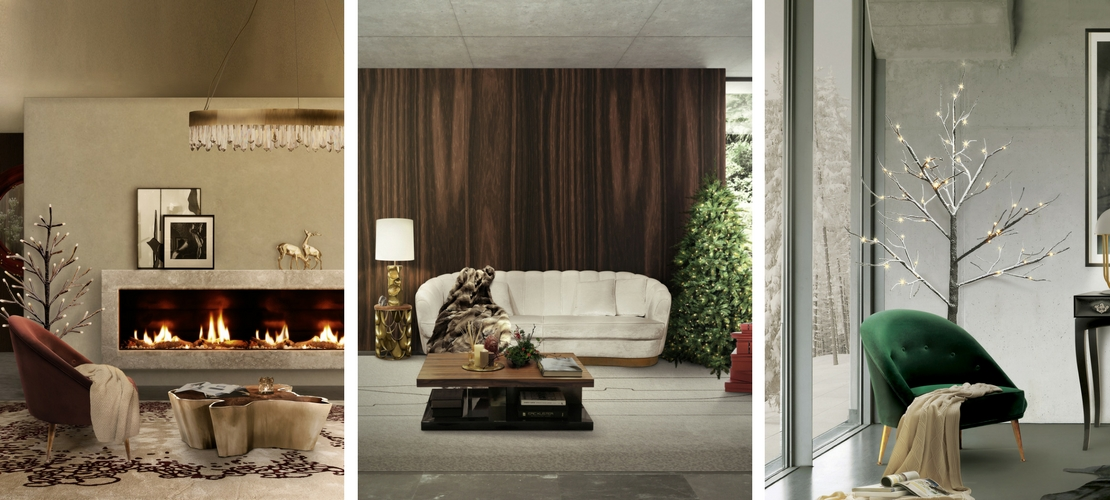 2 lovely moodboards to inspire 100 decorating ideas this Christmas