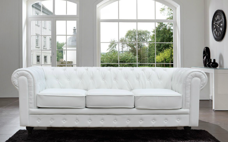 Living Room Interior Design 6 White Sofas That Will Make Your