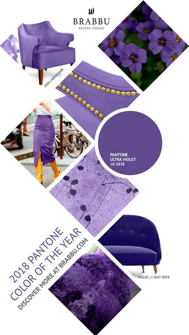 Pantone Color Of The Year pantone color of the year The Pantone Color Of The Year that will rock the 2018 design trends 2018color 1