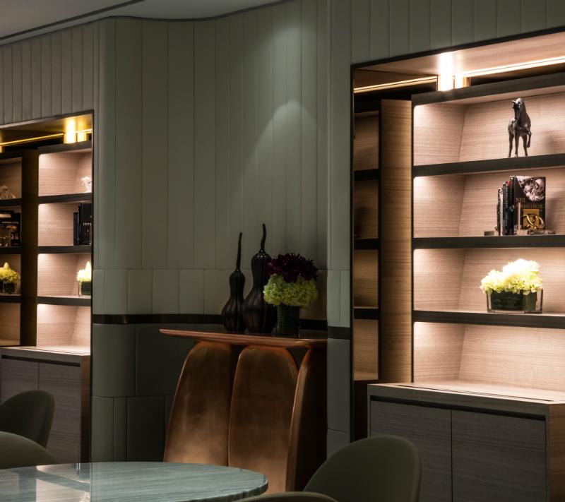 interior design inspiration interior design LA CRESTA – Sales Office: interior design inspiration from Hong Kong interior design7