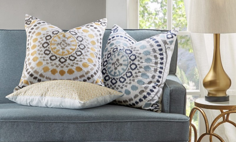 Decorative Pillows decorative pillows How To Style a Living Room With Decorative Pillows 10 1