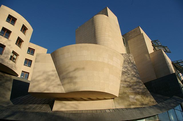 AD100: Top 10 Best Interior Design by Gehry frank gehry AD100: Top 10  Best Interior Design by Frank Gehry 9 1
