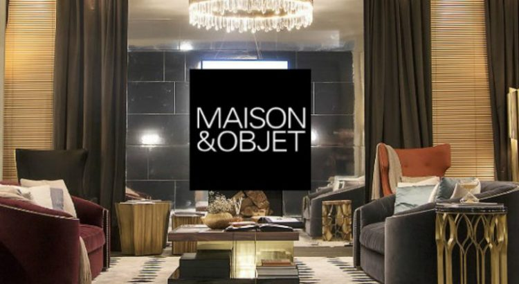 Maison et Objet Meet BRABBU´s New Releases at Maison et Objet 2018 A MUST SEE GUIDE FOR AN INTENSE EXPERIENCE AT MAISON ET OBJET 2017 768x461 750x410