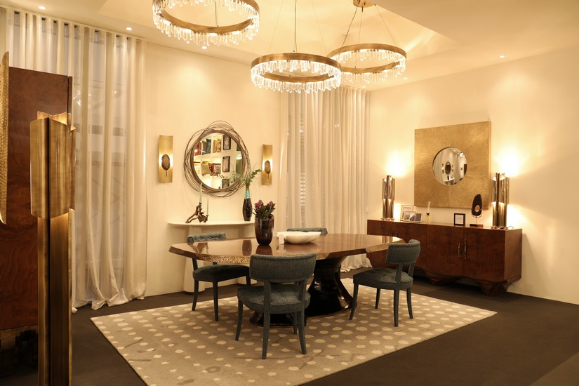 Interior design tips Interior design tips Interior design tips with Contemporary Rugs for Special Projects  Diningroom