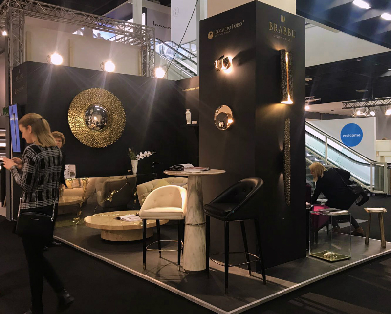 imm cologne 2018 what you can expect from brabbu in the. Black Bedroom Furniture Sets. Home Design Ideas