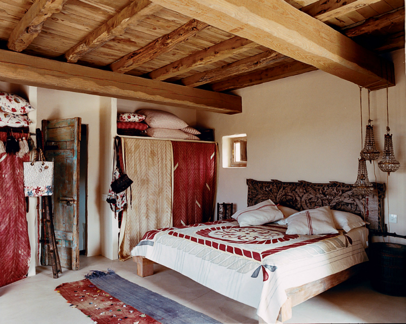 The most beautiful wood design bedrooms for Best interior designs for bedroom