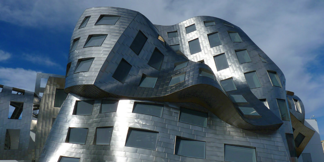 AD100: Top 10 Best Interior Design by Gehry
