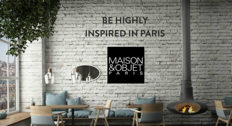 Maison et Object 2018 is almost here