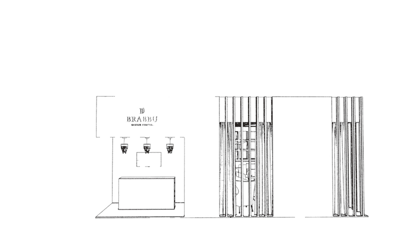 VisitBRABBU apartment at MM maison et objet 2018 Have a Sneak Peek of BRABBU´s Apartment at Maison et Objet 2018 maison et objet 2018