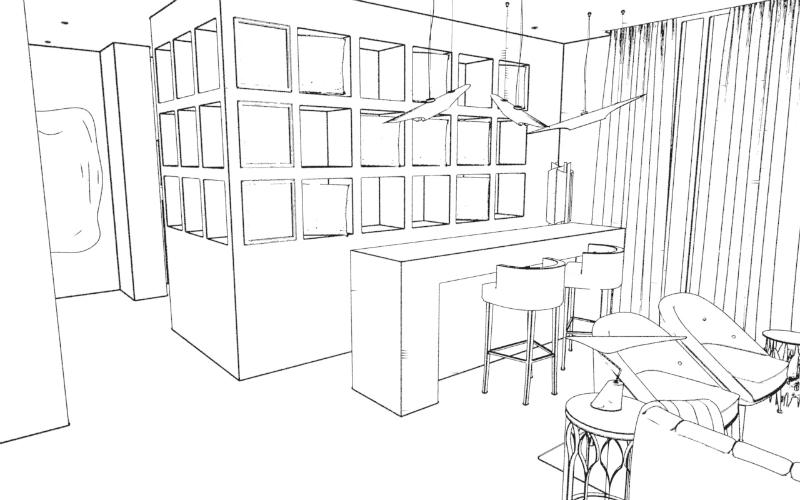 VisitBRABBU apartment at MM Paris maison et objet 2018 Have a Sneak Peek of BRABBU´s Apartment at Maison et Objet 2018 maison et objet 2018