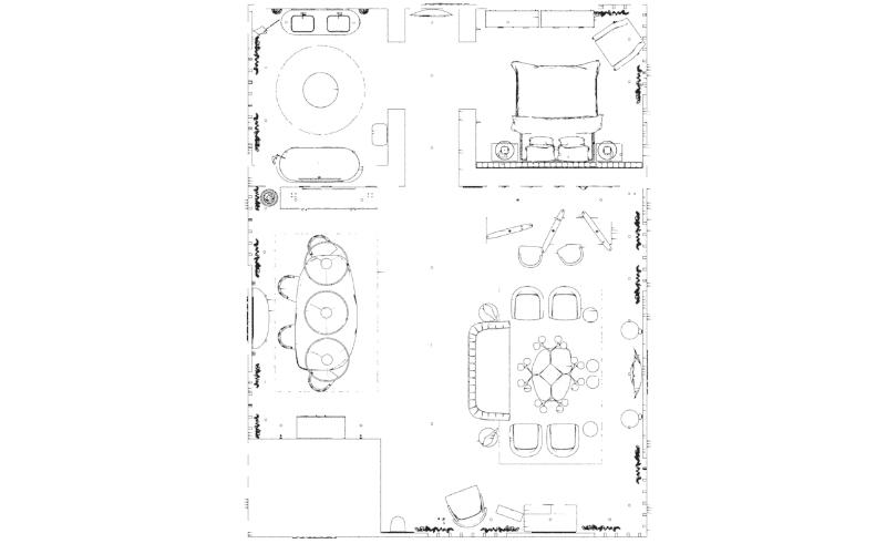 VisitBRABBU apartment at MO Paris maison et objet 2018 Have a Sneak Peek of BRABBU´s Apartment at Maison et Objet 2018 maison et objet 2018