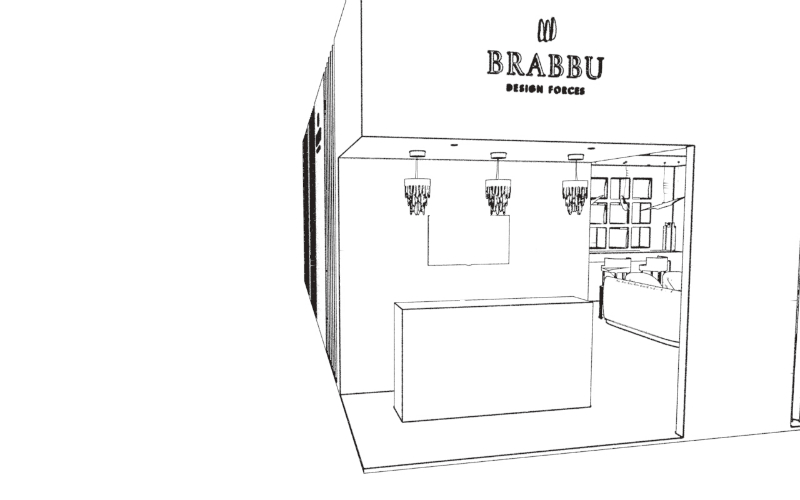 VisitBRABBU apartment at Maison Paris maison et objet 2018 Visit BRABBU apartment at Maison et Objet 2018 Paris maison et objet 2018