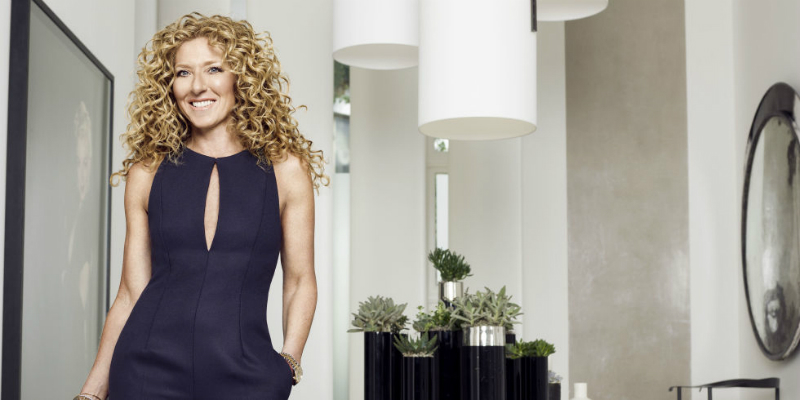 Kelly Hoppen kelly hoppen Kelly Hoppen, the iconic interior designer will launch masterclasses Kelly Hoppen