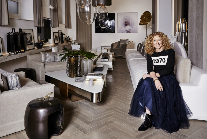 kelly hoppen Kelly Hoppen, the iconic interior designer will launch masterclasses Kelly Hoppen