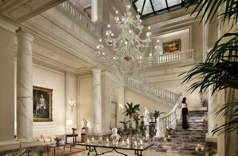 Top luxury hotels to stay in while you are at iSaloni 2018