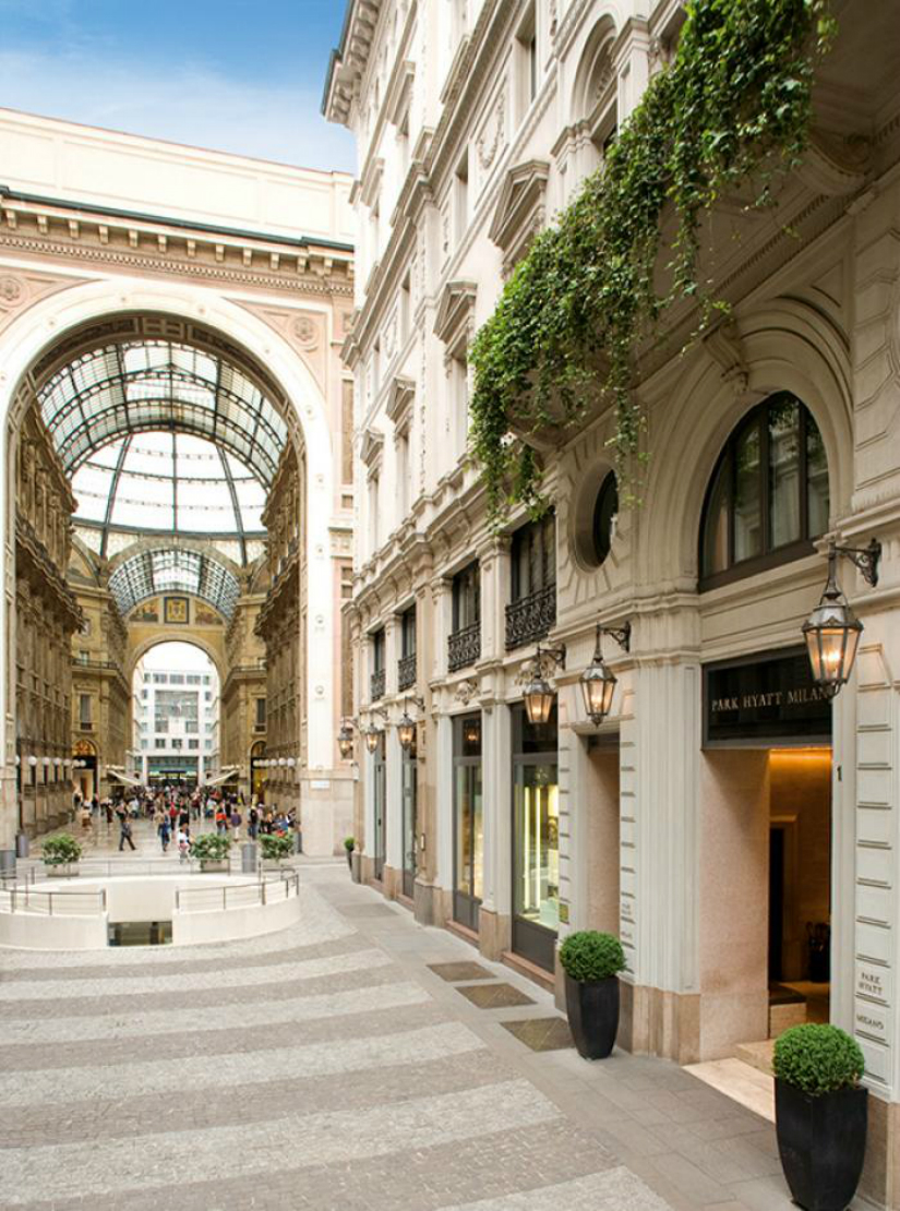 Top luxury hotels to stay in while you are at iSaloni 2018 iSaloni 2018 Top luxury hotels to stay in while you are at iSaloni 2018 Park Hyatt Milan 1