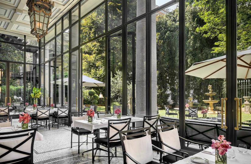 Top luxury hotels to stay in while you are at iSaloni 2018 iSaloni 2018 Top luxury hotels to stay in while you are at iSaloni 2018 Winter Garden2