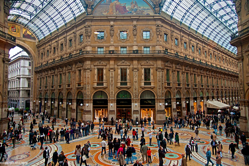 10 places to visit in Milan during Isaloni 2018 places to visit Places to visit in Milan during Isaloni 2018 galleria milano