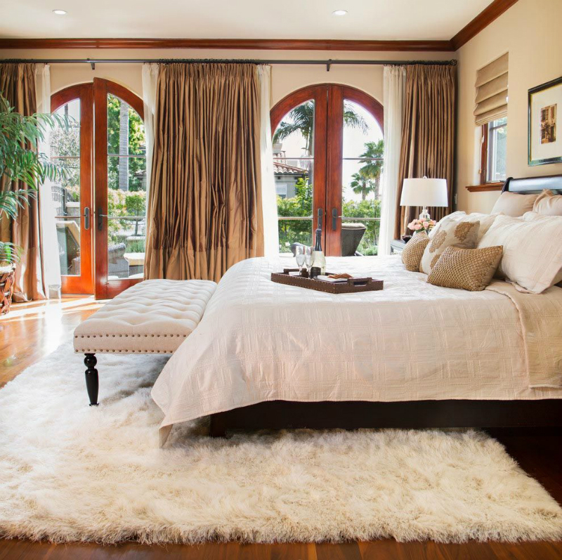 How to bring a modern rug into your bedroom modern rug How to bring a modern rug into your bedroom modern rug2