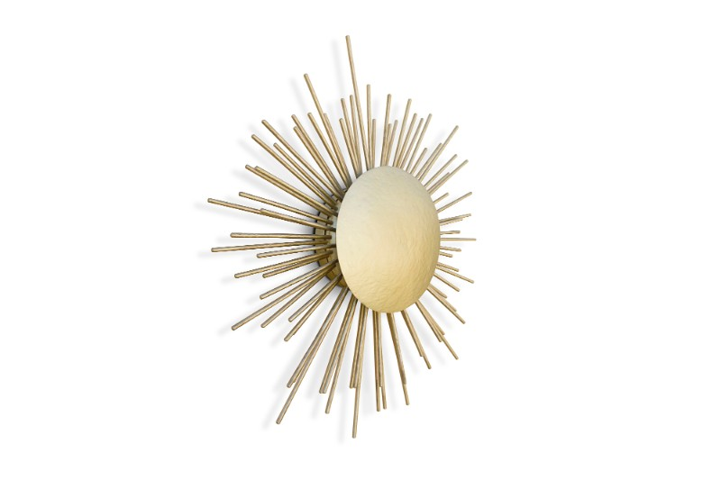Light and Building 2018 Light and Building 2018: The Must See Lighting Ideas soleil wall light 2 HR