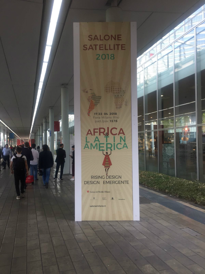 ISaloni2018 Events: AFRICA & LATIN AMERICA Rising Design