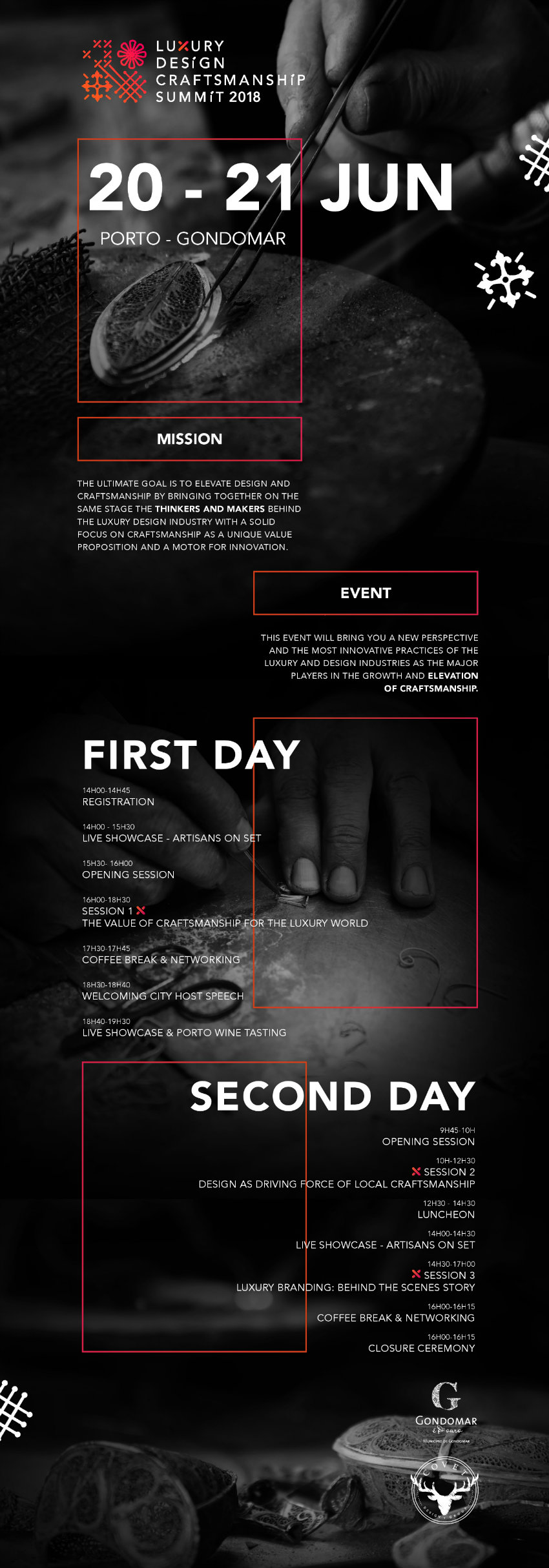 The Luxury Design and Craftsmanship Summit 2018 You Must Attend luxury design and craftsmanship summit The Luxury Design and Craftsmanship Summit 2018 You Must Attend 001 summit infographic 001