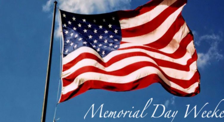 memorial day THE BEST WAYS TO CELEBRATE MEMORIAL DAY MEMORIAL DAY WEEKEND 2 750x410