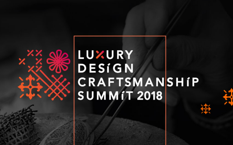 Luxury Design and Craftsmanship Summit Find Out Everything About The Luxury Design and Craftsmanship Summit cover1