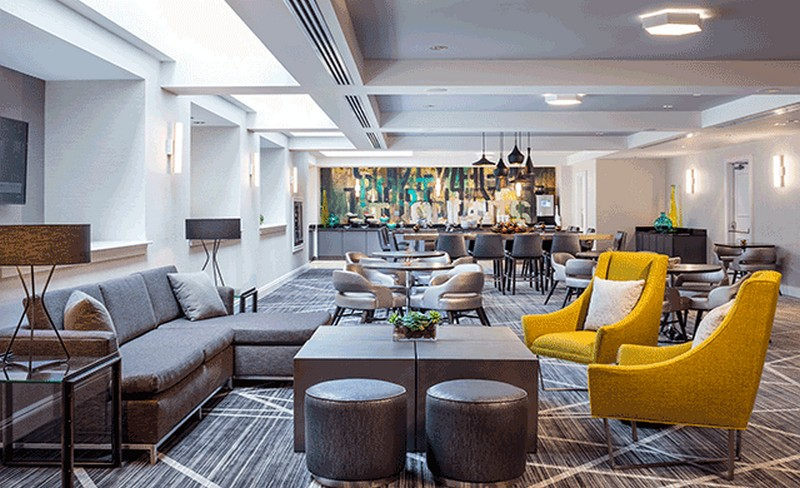 hospitality design Top 6 Hospitality Design Firms of 2018 KRAUSE SAWYER