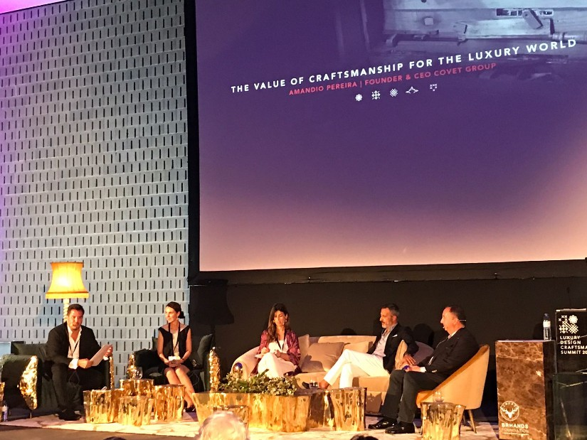 LUXURY DESIGN AND CRAFTSMANSHIP SUMMIT 2018 DESIGN AND CRAFTSMANSHIP SUMMIT LUXURY DESIGN AND CRAFTSMANSHIP SUMMIT 2018: DAY 1 LUXURY DESIGN AND CRAFTSMANSHIP SUMMIT 2018 DAY 1 0