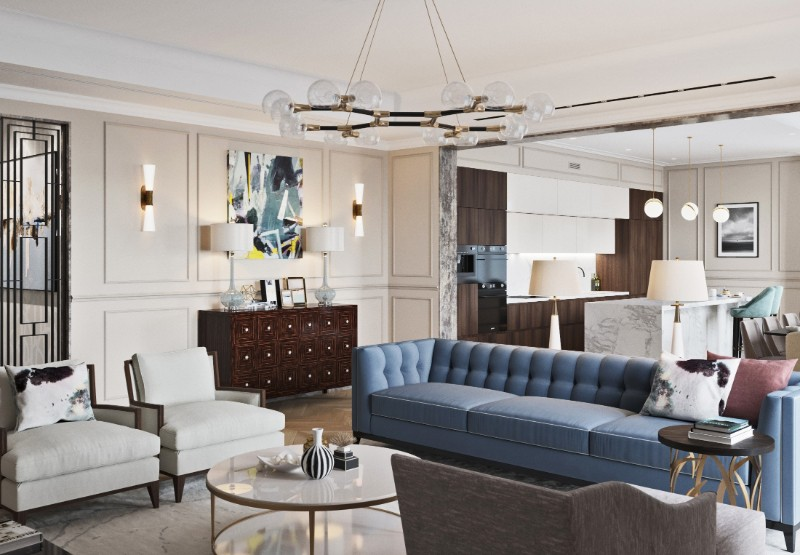 Meet the Harmonious Design by Decolabs Interiors Decolabs Interiors Meet the Harmonious Design by Decolabs Interiors Legkoe Dihanie 3