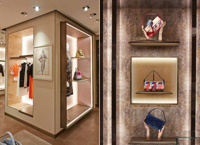 Meet Fendi´s Boutique in London Designed by Dimore Studio fendi´s boutique Meet Fendi´s Boutique in London Designed by Dimore Studio Meet FENDI Boutique in London Designed by Dimore Studio