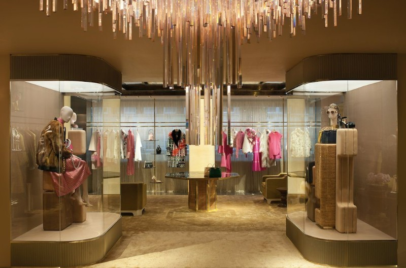Meet Fendi´s Boutique in London Designed by Dimore Studio fendi´s boutique Meet Fendi´s Boutique in London Designed by Dimore Studio Meet FENDI Boutique in London Designed by Dimore Studio1