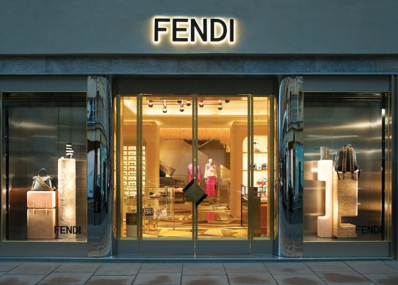 Meet FENDI Boutique in London Designed by Dimore Studio fendi´s boutique Meet Fendi´s Boutique in London Designed by Dimore Studio Meet FENDI Boutique in London Designed by Dimore Studio3