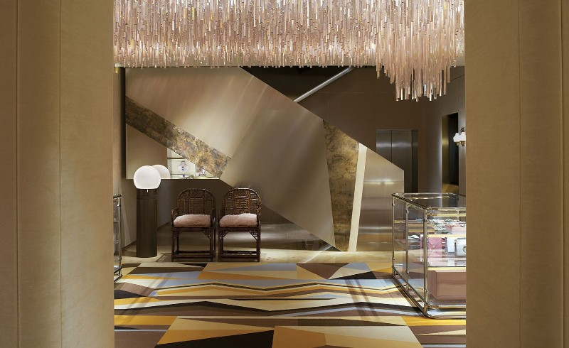 Meet Fendi´s Boutique in London Designed by Dimore Studio fendi´s boutique Meet Fendi´s Boutique in London Designed by Dimore Studio Meet FENDI Boutique in London Designed by Dimore Studio4