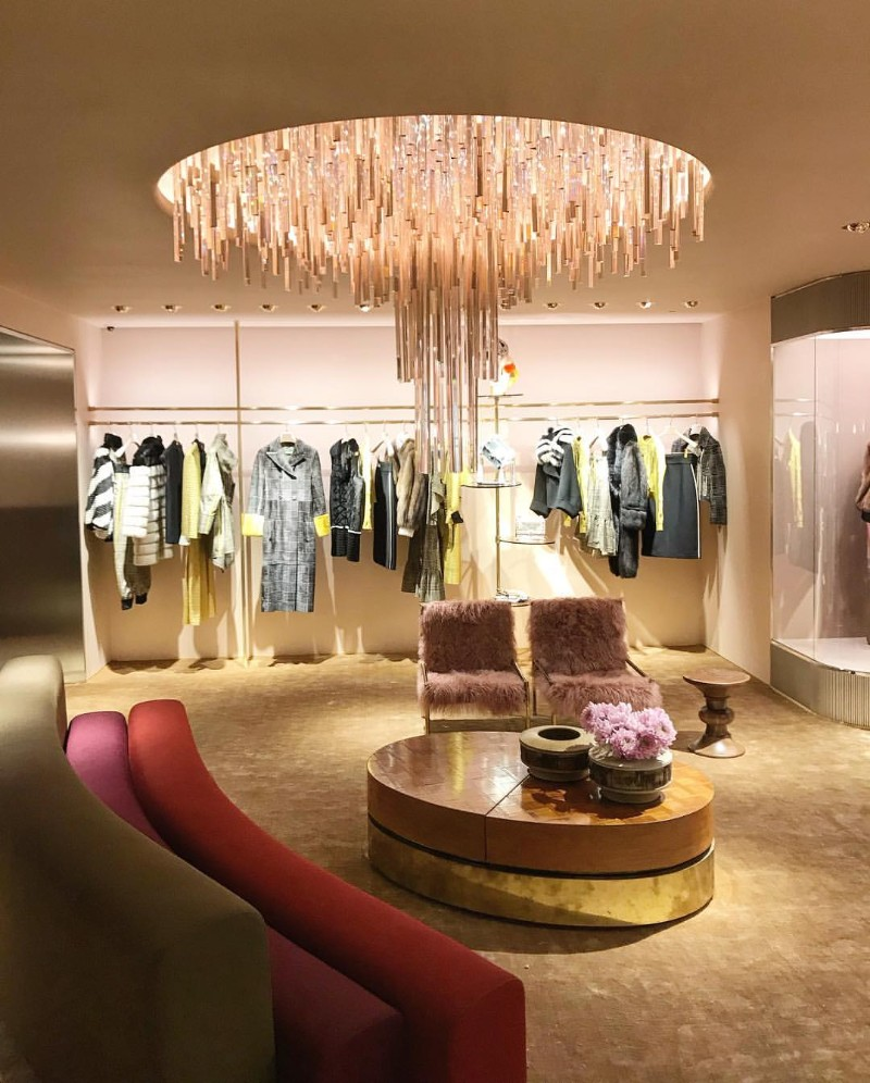 Meet Fendi´s Boutique in London Designed by Dimore Studio fendi´s boutique Meet Fendi´s Boutique in London Designed by Dimore Studio Meet FENDI Boutique in London Designed by Dimore Studio5