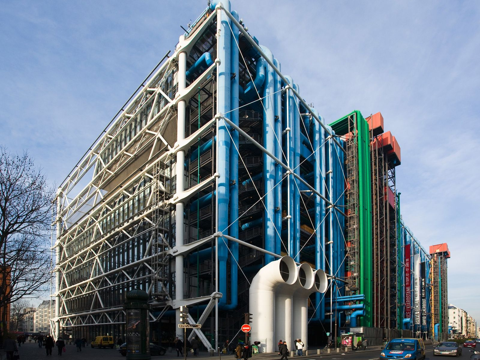 Georges Pompidou Center  paris Paris Design Guide: The Best Places to Celebrate Design 2c980fa2 dece 4f27 81b6 57d2bb01f8df desktop