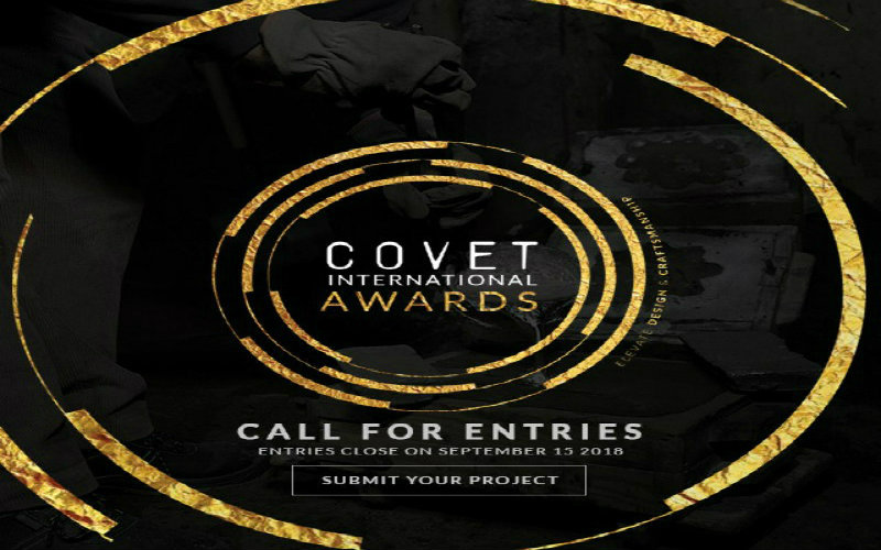 Covet International Awards COVET INTERNATIONAL AWARDS COVET INTERNATIONAL AWARDS 4