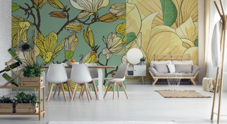 New Walls, New Furniture the Design Trend To Update Any Interior