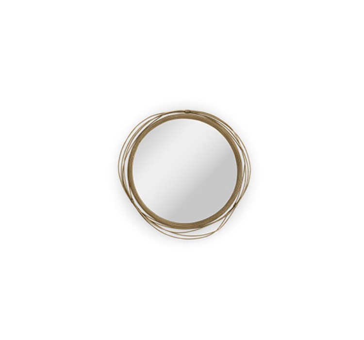 10 Wall Mirrors that Promise to Spruce Up Any Home Interiors wall mirrors Top 10: Wall Mirrors That You Will Covet 10 Wall Mirrors that Promise to Spruce Up Any Home Interiors 1