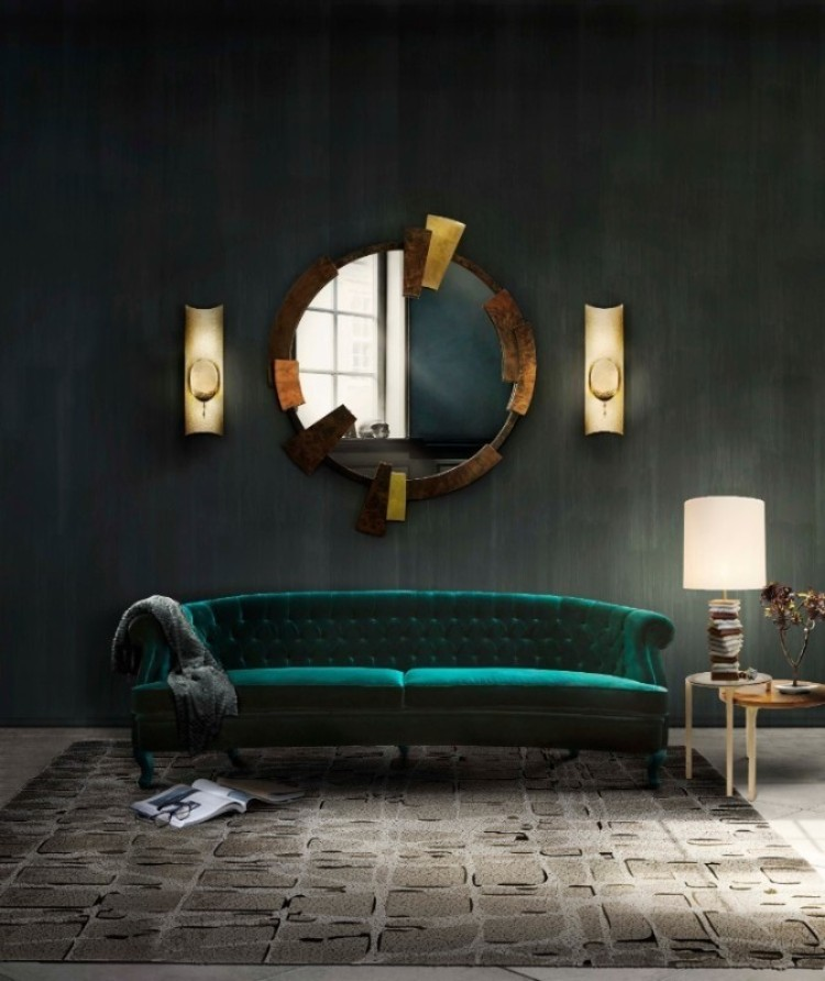 wall mirrors Top 10: Wall Mirrors That You Will Covet 10 Wall Mirrors that Promise to Spruce Up Any Home Interiors12 2