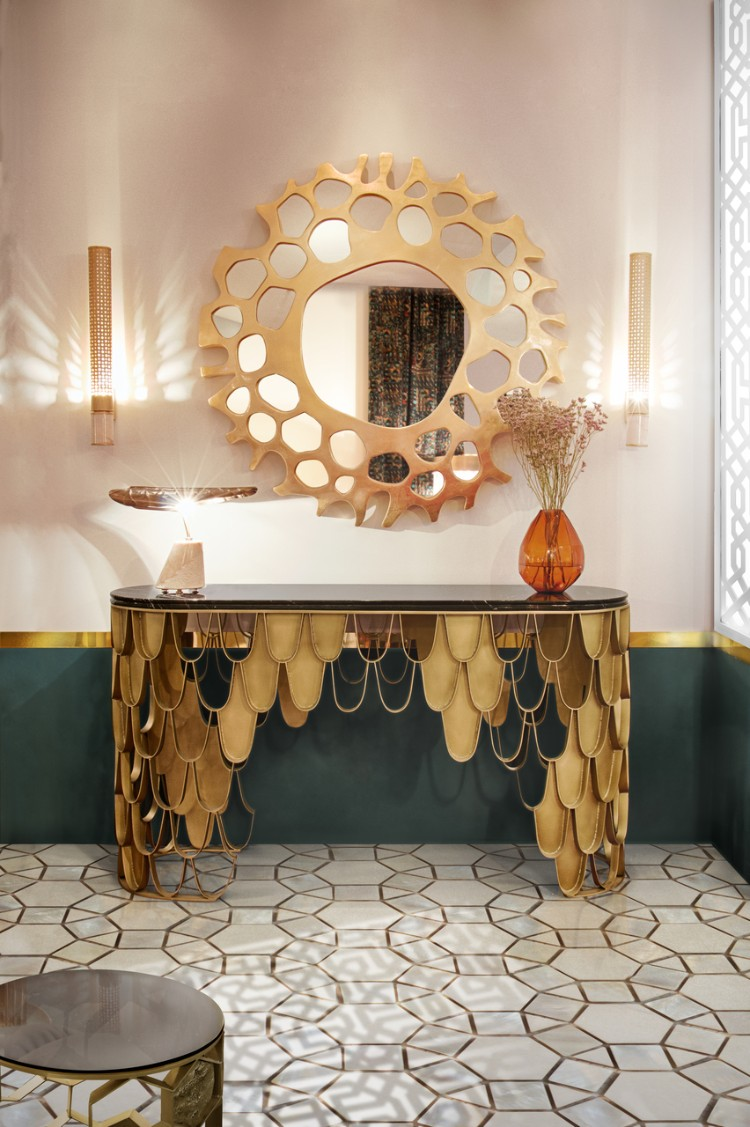 10 Wall Mirrors that Promise to Spruce Up Any Home Interiors wall mirrors Top 10: Wall Mirrors That You Will Covet 10 Wall Mirrors that Promise to Spruce Up Any Home Interiors13