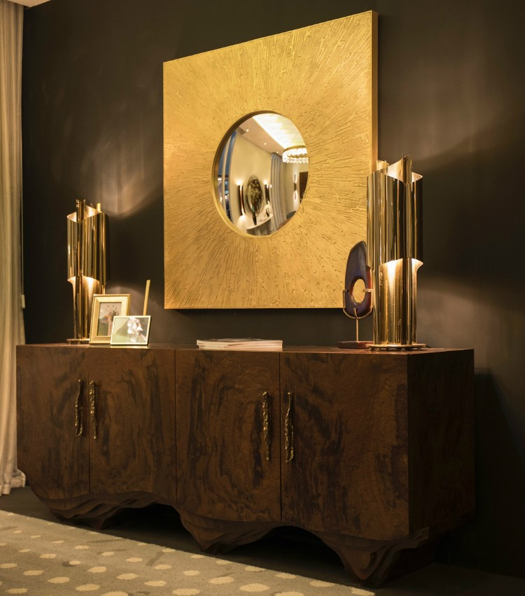wall mirrors Top 10: Wall Mirrors That You Will Covet 10 Wall Mirrors that Promise to Spruce Up Any Home Interiors14 1