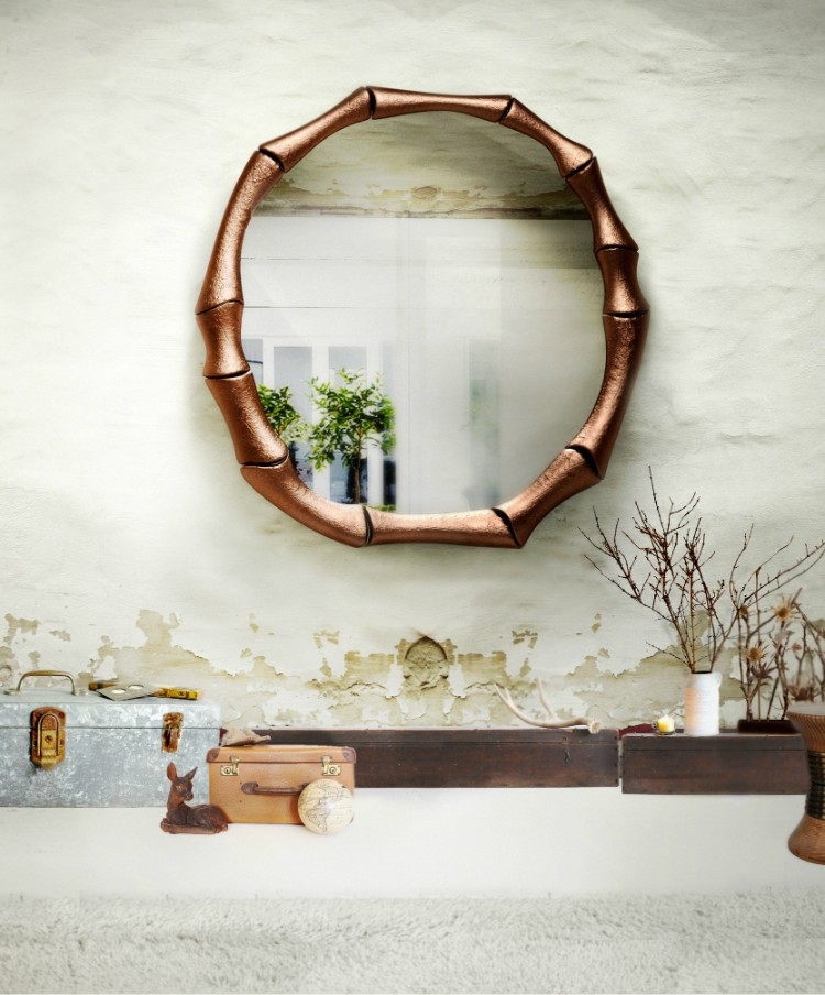 wall mirrors Top 10: Wall Mirrors That You Will Covet 10 Wall Mirrors that Promise to Spruce Up Any Home Interiors16